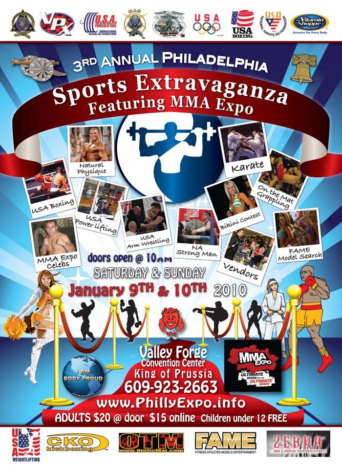 Philadelphia Sports Extravaganza