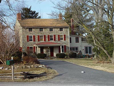Historic homes for sale in kennett square chester county for Home builders western pa