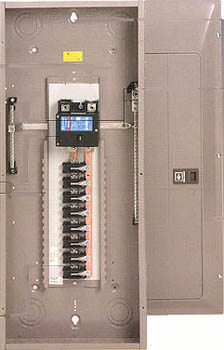 Cutler Hammer Circuit Breaker Boxes Wall Panels And
